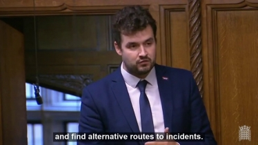 Embedded thumbnail for Asking the Commons Leader about road closure schemes